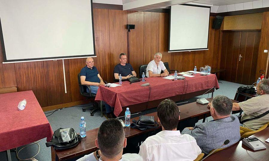 Gordan Vilimanović predsednik MOOSRRO i naredne četiri godine